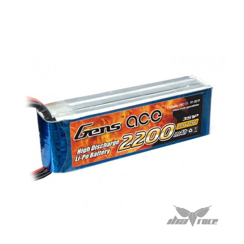 Batería Gens Ace Lipo 3S 2200 mAh oferta baterias