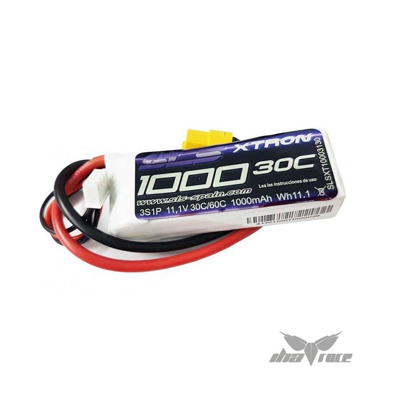 bateria lipo 2 1000 mah 30 60c barato oferta