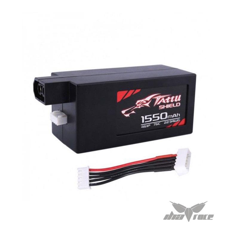 Batería Tattu 1550mAh 14.8V 75C 4S1P Oferta