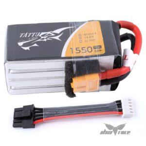 Batería Tattu 4S 1550 mAh 75C Oferta