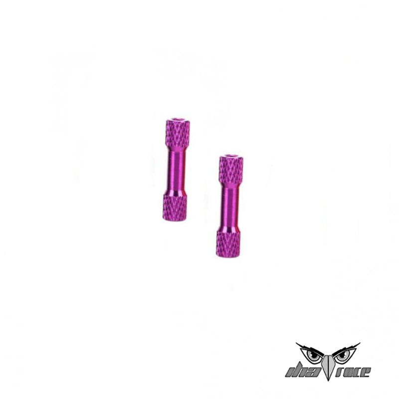 comprar columnas distanciamiento M3 35mm aluminio fpv lila mas baratas