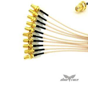 Extensión Cable antena SMA Pigtail 5 cm oferta