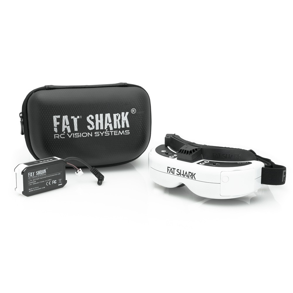 Comprar Gafas FPV Fat Shark Dominator HDO en oferta banggood amazon