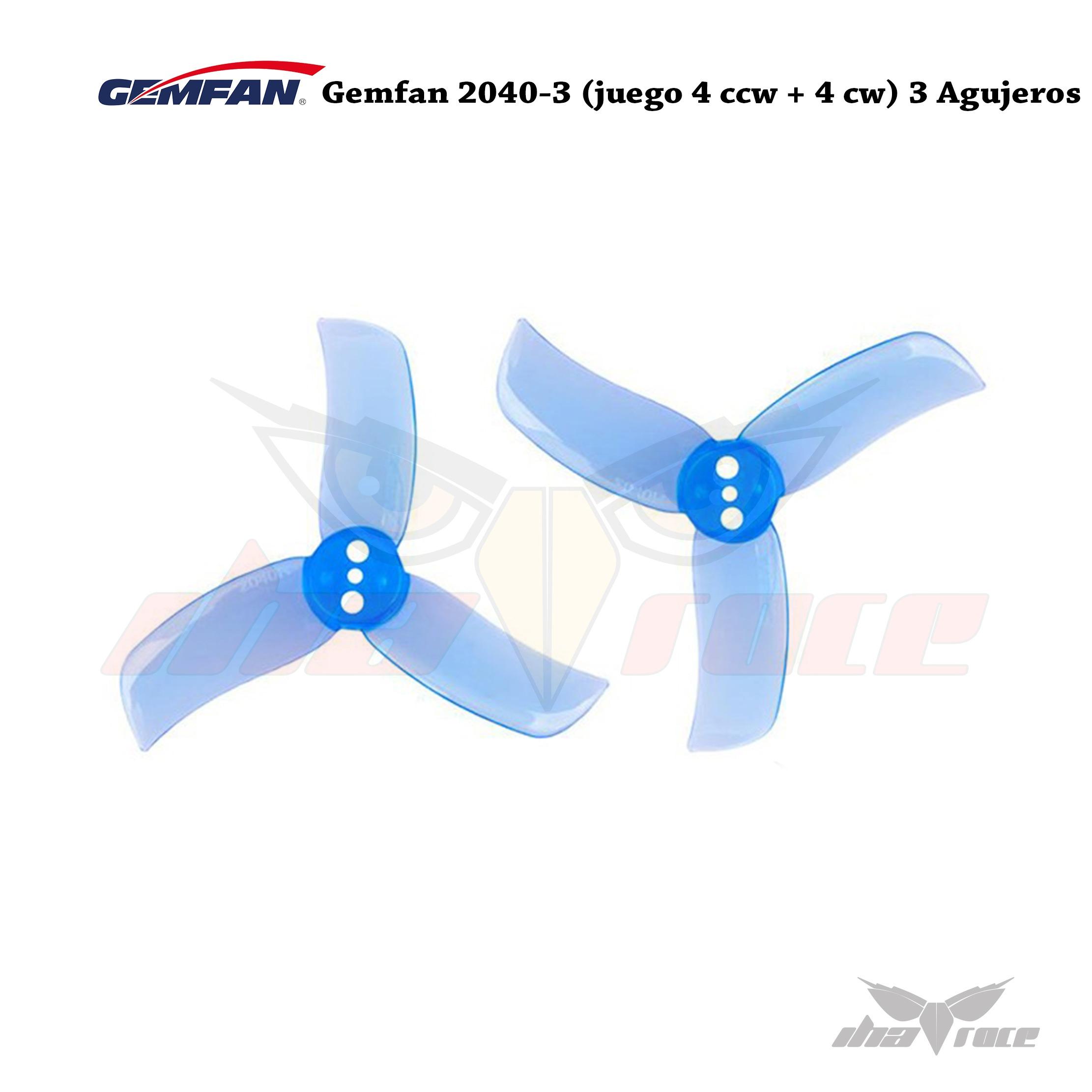 Hélices Gemfan 2040-3 oferta