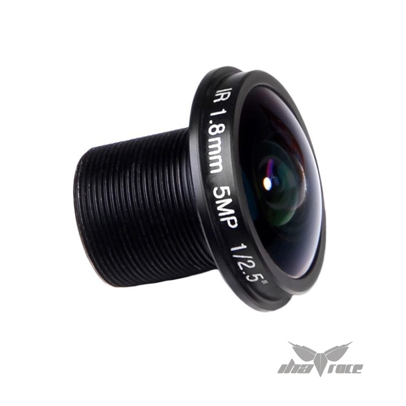 Lente de cámara Foxeer 1.8mm IR Sensitive
