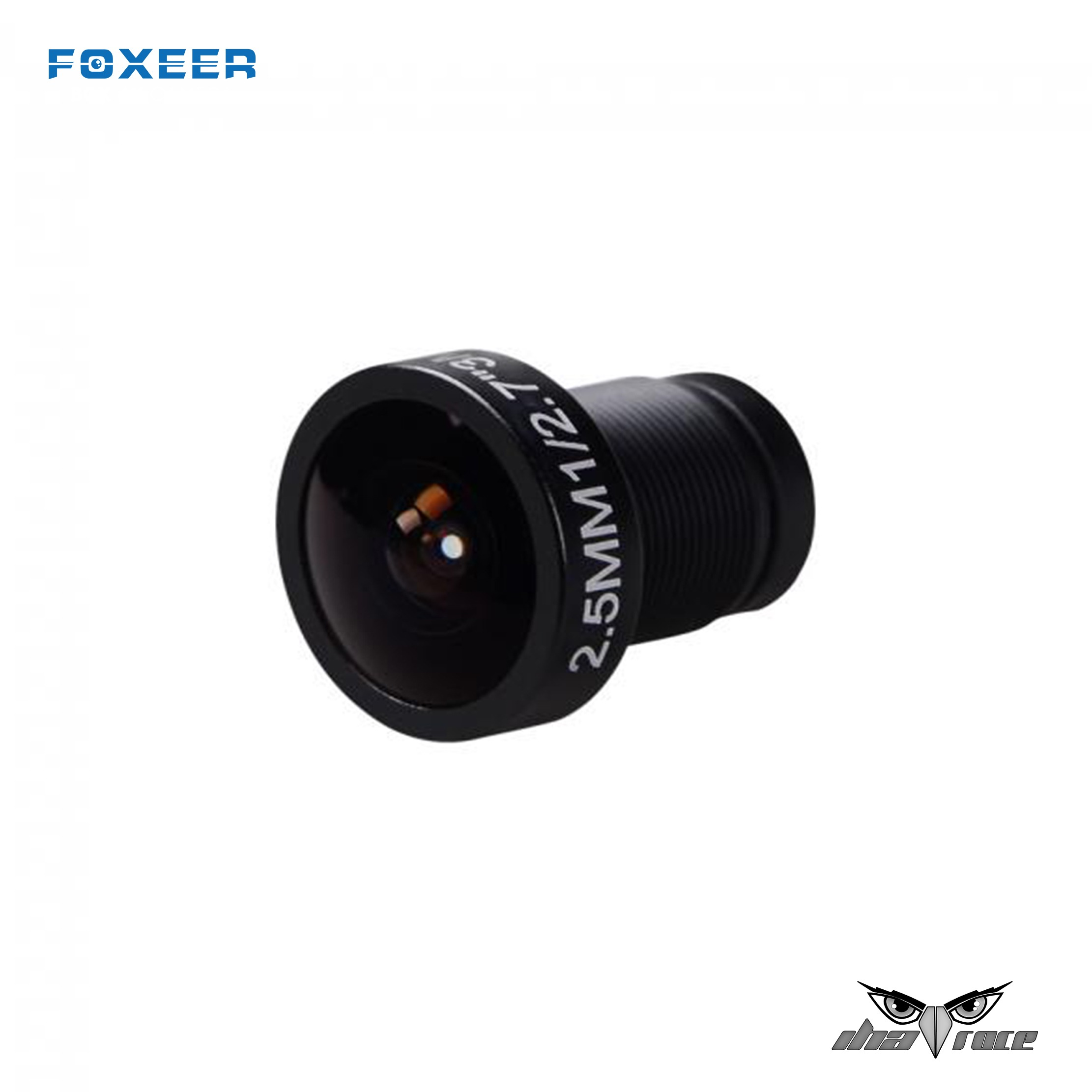 Foxeer M12 2.5mm Lentes para Arrow / Monster / Predator / Falkor Mini