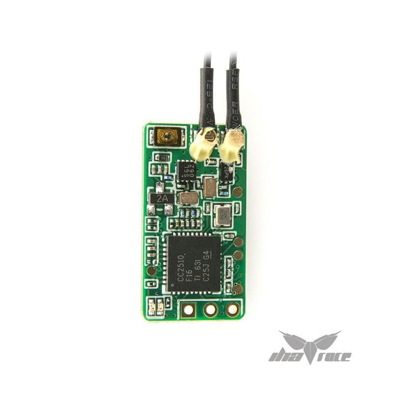 comprar Receptor FrSky XM Plús Micro D16 SBUS barato