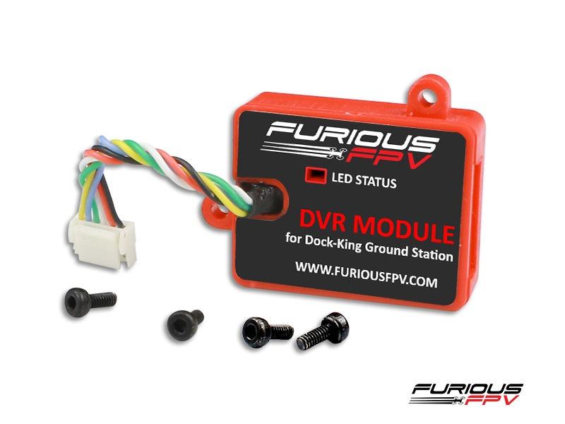 Módulo Furious FPV DVR de alto rendimiento