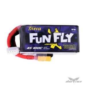 Batería Tattu Fun Fly 1550 mAh 14.8V 100C 4S1P comprar