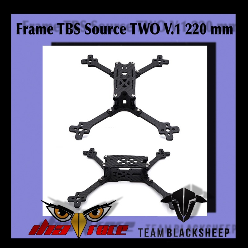 Frame TBS Source TWO V.1 220 mm