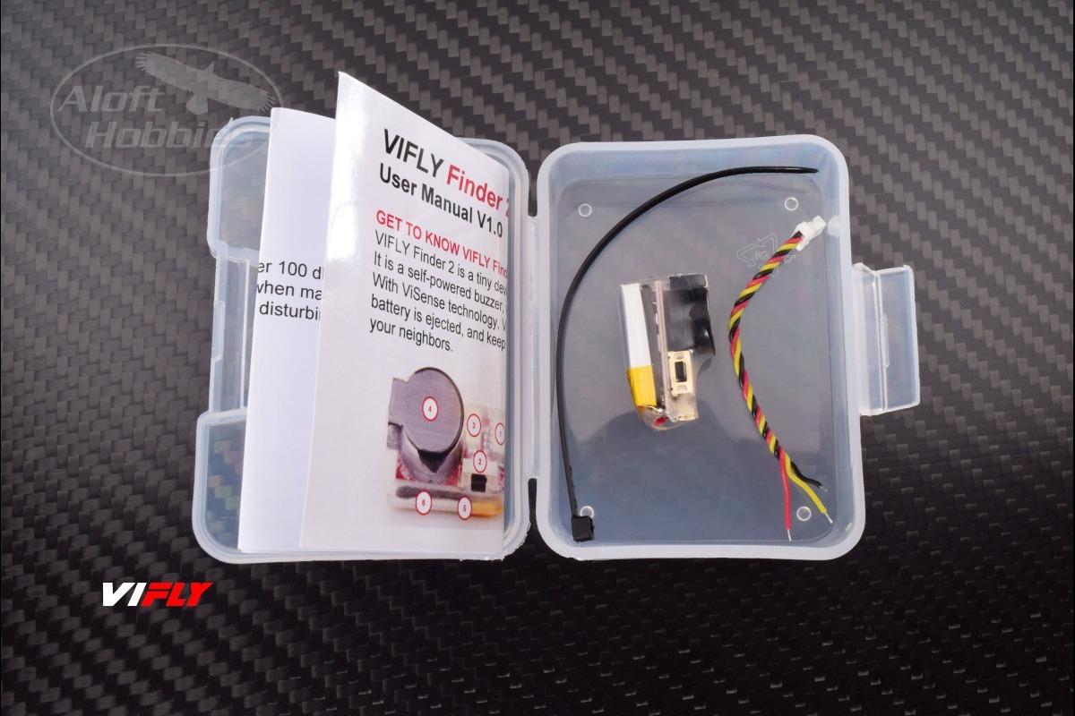 VIFLY Finder 2 Zumbador Autónomo