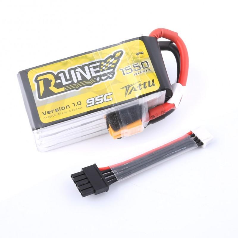 Batería Lipo Tattu Rline 1550 mAh 95C