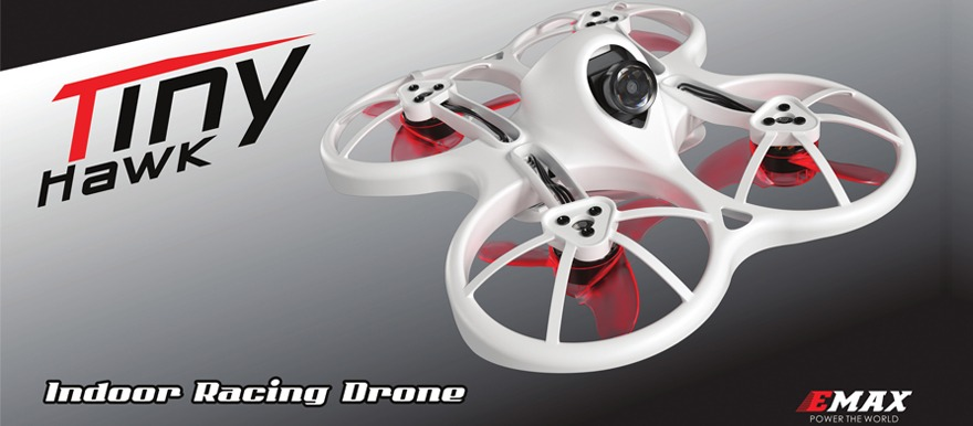 Emax Tinty Hawk Indor Racing Drone