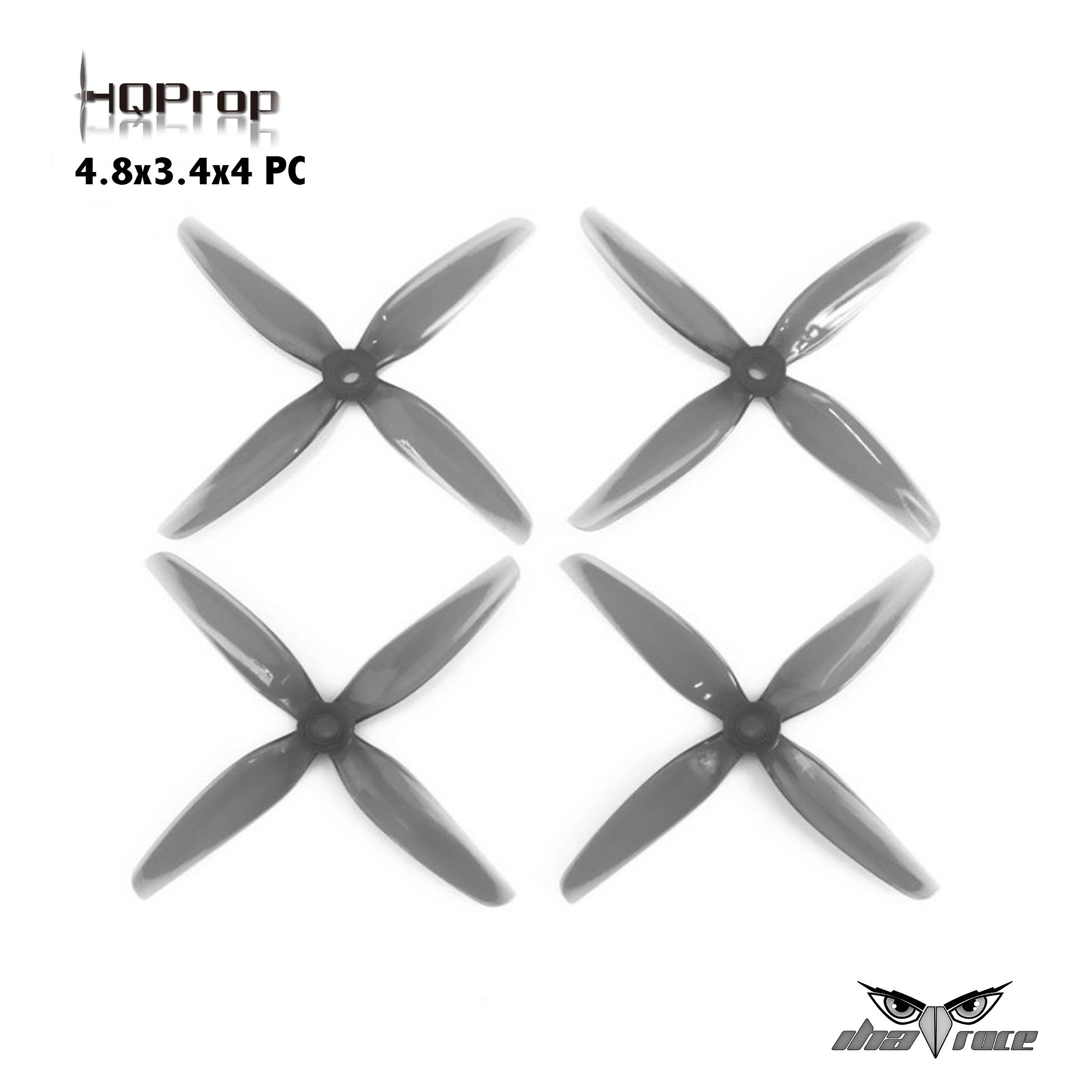 Hélice HQProp 4.8x3.4x4 PC (Gris)