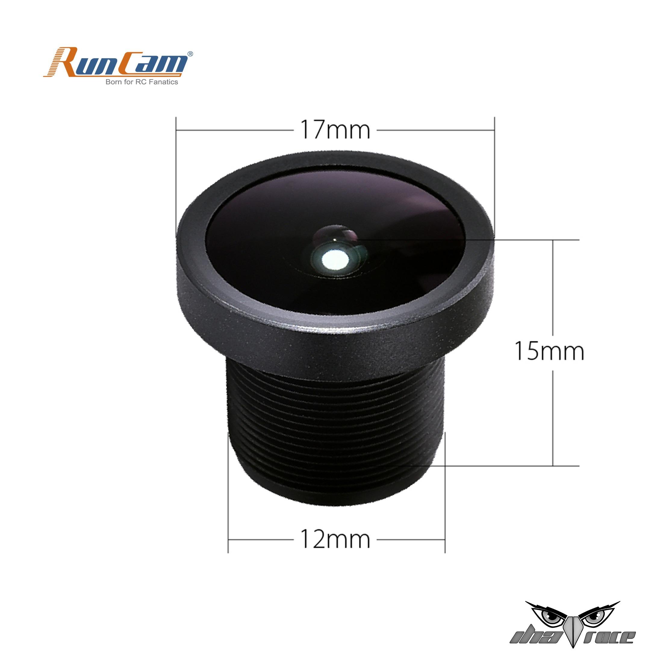 Lente RunCam Micro Eagle / Eagle 2 Pro RC5L