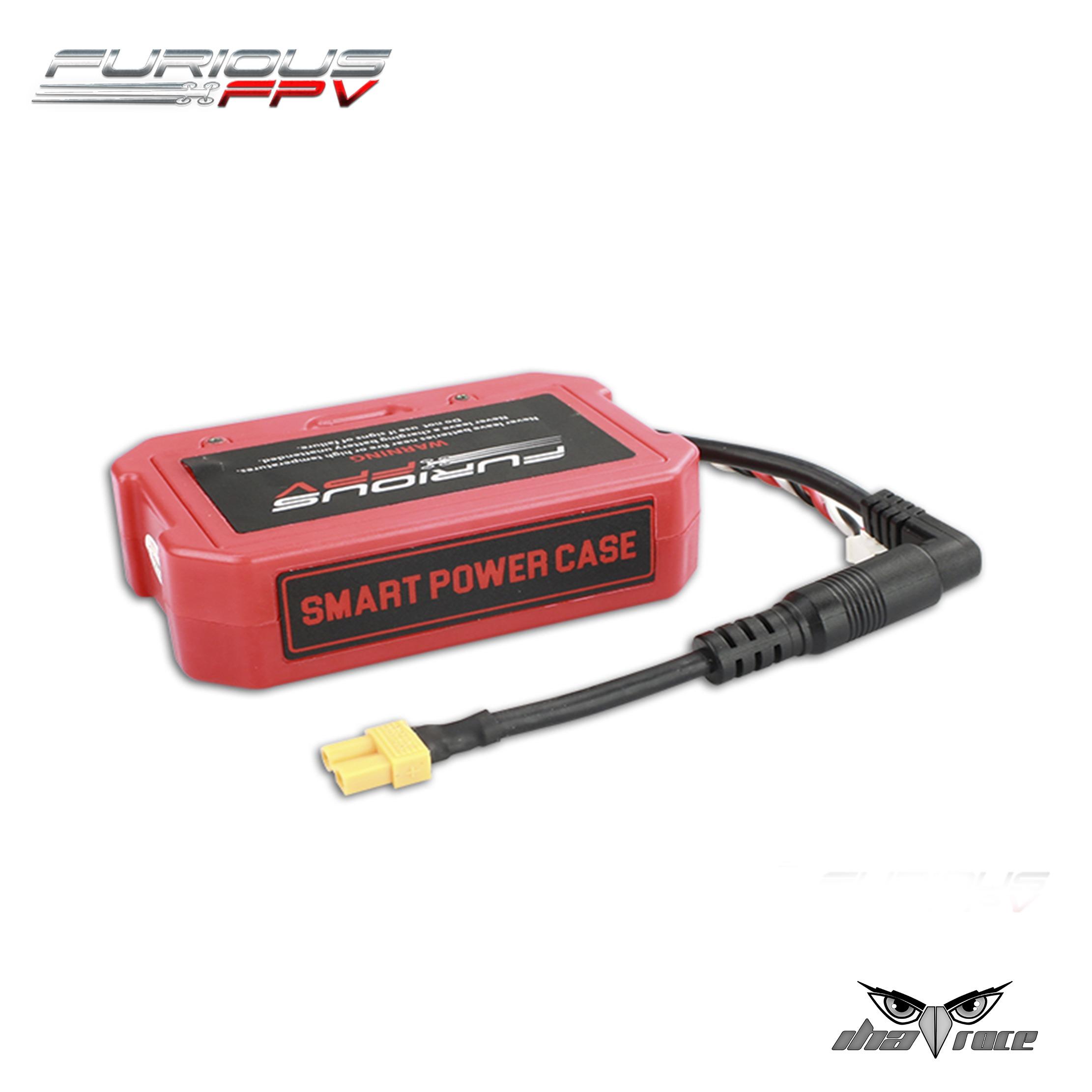 Cable de alimentación para FuriousFPV SPC-TBS Crossfire TX