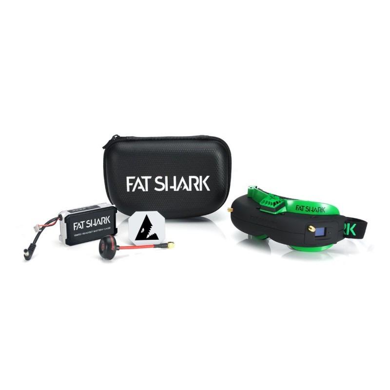 Gafas FPV Fat Shark Attitude V5 OLED
