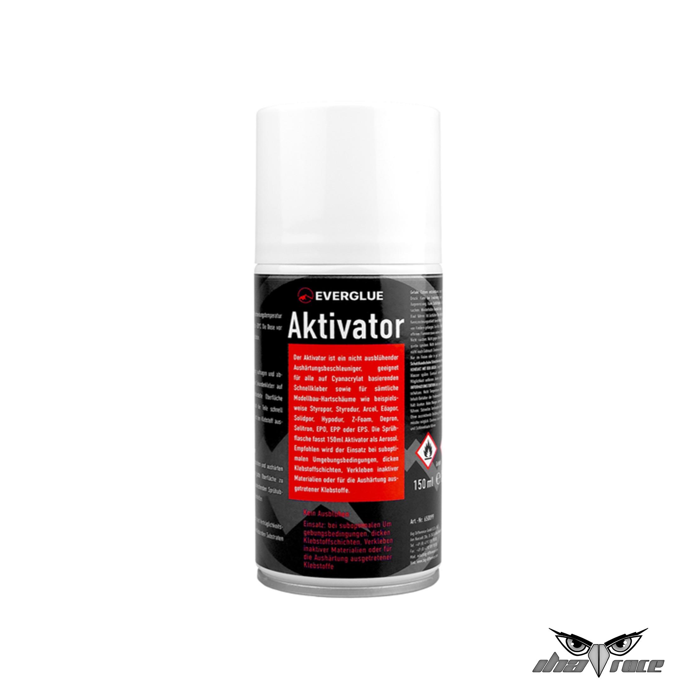 EVERGLUE activador para super-pegamento 150ml aerosol