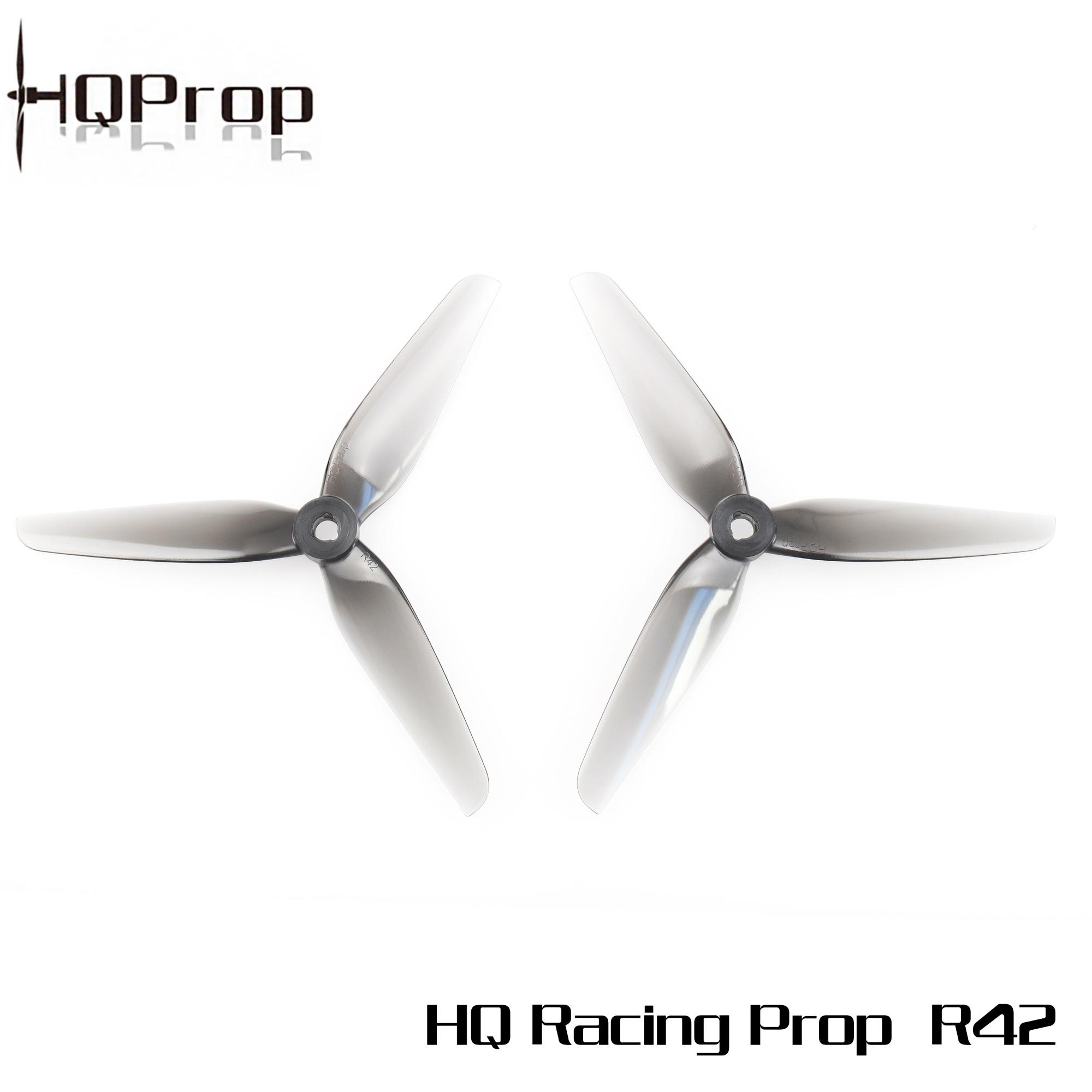 Hélices HQ Racing Prop R42