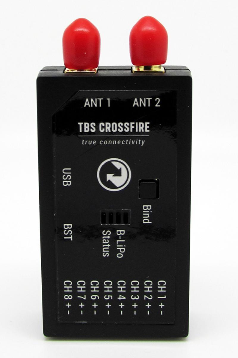 TBS Crossfire 8 CH Diversity Rx