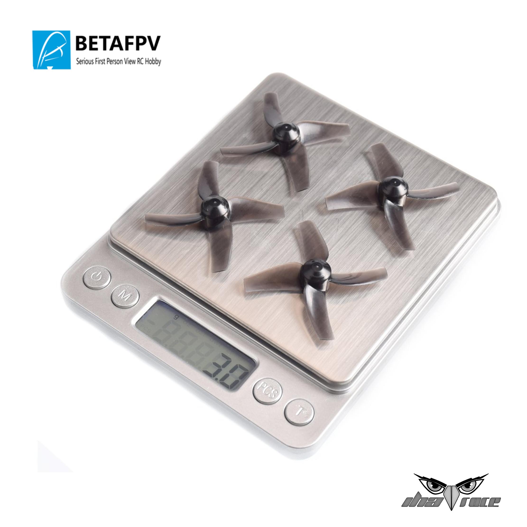 Hélices BetaFPV 4 palas 48 mm para HX100 (Eje 1.5mm)