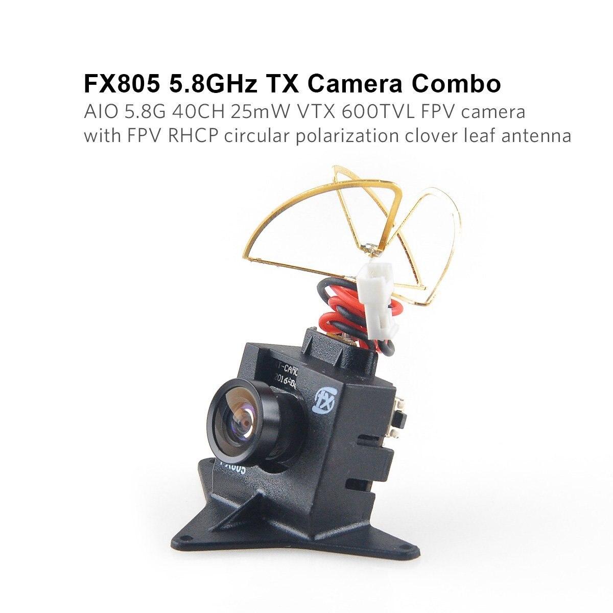 FX 805 Cámara + Vtx + Antena 600TVL