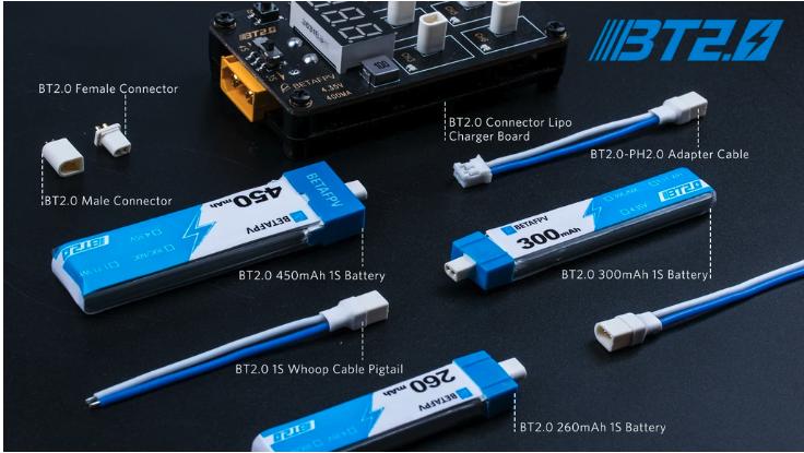 Conectores BT2.0