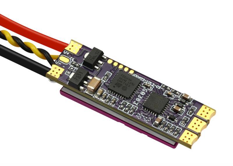 ESC Flycolor X-Cross BL32 36A (3-5S)