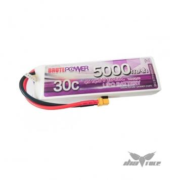 Batería Gens Ace Lipo 4S 5500 mAh 25C conector XT60