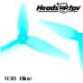 HQ Heads Racing Prop R38 Azul