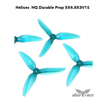 Hélices HQ Durable Prop 5X4.8X3V1S