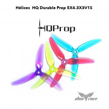 comprar Hélices HQ Durable Prop 5X4.3X3V1S Varios Colores en oferta