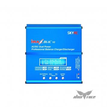 Cargador / Balanceador iMAX B6 60W 1-6S Modelo Original de SKYRC