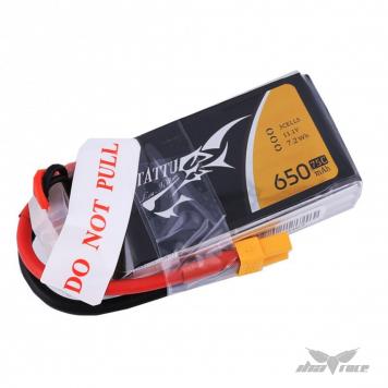 Batería Tattu 11.1V 650 mAh 75C 3S XT30 oferta