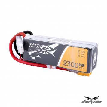 Bateria tattu 2300 mAh 14.8 45C 4SP1