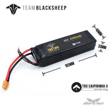 Batería TBS 4S 6200 mAh Caipirinha 2 oferta