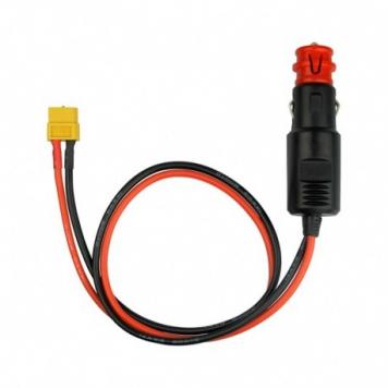 Adaptador para encendedor cigarrillos XT60 180W