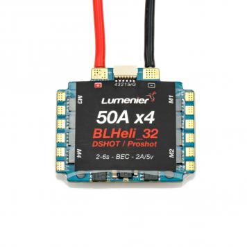 Comprar Lumenier ESC 50A 4 en 1 2-6s