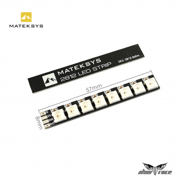 Matek LED 57*8mm.5V