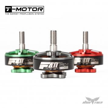 Motor F40 PRO II 2400/2600 Kv T-Motor mejor oferta drones FPV