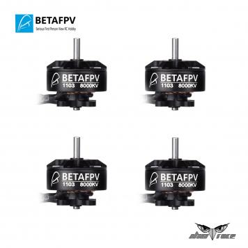 Motores BetaFPV 1103 8000Kv (4 piezas)