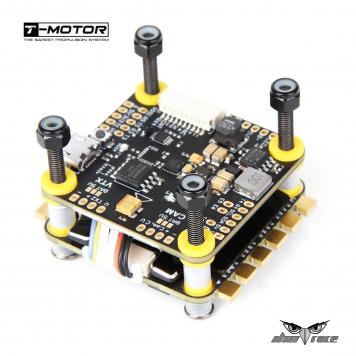 T-Motor Control de Vuelo F4 + 4-1 55A